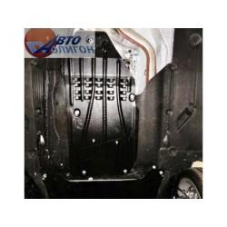Защита КПП 2 мм для BMW 4 Series 2014- Полигон-Авто