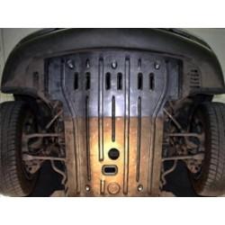 Защита двигателя 2.5 мм для BMW 5 Series 1995-2003 Полигон-Авто