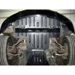 Защита двигателя 2.5 мм для BMW 6 Series 2005-2010 Полигон-Авто
