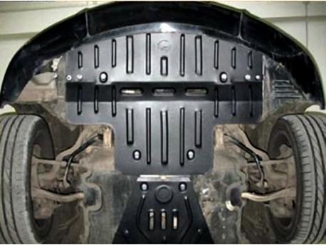 Фото Защита двигателя 2.5 мм для BMW 6 Series 2005-2010 Полигон-Авто
