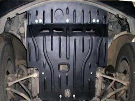 Фото Защита двигателя 2.5 мм для BMW 7 Series 1994-2001 Полигон-Авто
