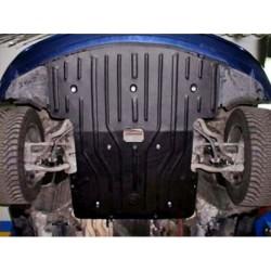Защита двигателя 2.5 мм для BMW 7 Series 2001-2008 Полигон-Авто