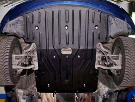 Фото Защита двигателя 2.5 мм для BMW 7 Series 2001-2008 Полигон-Авто