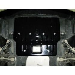 Защита двигателя 2.5 мм для BMW 7 Series 2008-2015 Полигон-Авто