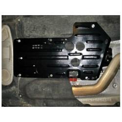 Защита КПП 2.5 мм для BMW 7 Series 2008-2015 Полигон-Авто