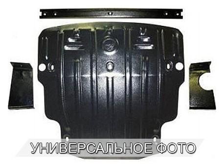 Фото Защита двигателя 2.5 мм для BMW X5 2000-2007 Полигон-Авто