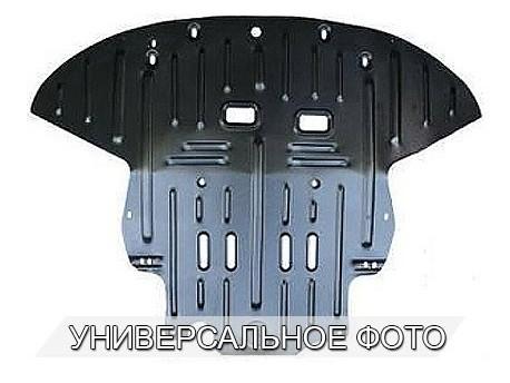 Фото Защита двигателя 2.5 мм для Cadillac Escalade 2007-2014 Полигон-Авто