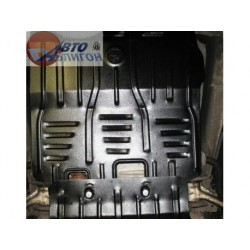 Защита КПП 2.5 мм для Cadillac Escalade 2007-2014 Полигон-Авто