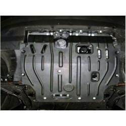 Защита двигателя 2.5 мм для Dodge Avenger 2007-2014 Полигон-Авто