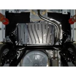 Защита топливного бака 2.5 мм для Fiat 500 2012- Полигон-Авто