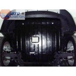 Защита двигателя 2.5 мм для Fiat Freemont 2011- Полигон-Авто