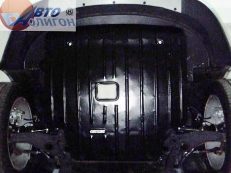 Фото Защита двигателя 2.5 мм для Fiat Freemont 2011- Полигон-Авто
