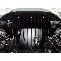 Защита двигателя 2.5 мм для Ford EcoSport 2013- Полигон-Авто
