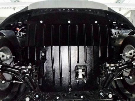 Фото Защита двигателя 2.5 мм для Ford EcoSport 2013- Полигон-Авто