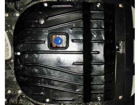 Фото Защита двигателя 2.5 мм для Honda CR-V 2012- Полигон-Авто