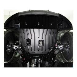 Защита двигателя 2.5 мм для Hyundai Santa Fe 2013- Полигон-Авто