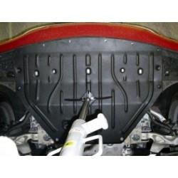 Защита двигателя 2.5 мм для Infiniti G 2007-2013 Полигон-Авто