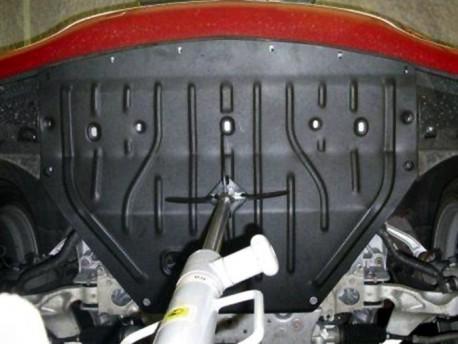 Фото Защита двигателя 2.5 мм для Infiniti G 2007-2013 Полигон-Авто