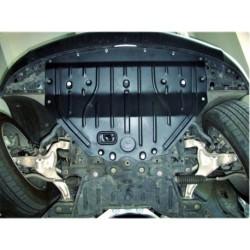 Защита двигателя 2.5 мм для Infiniti QX50 (EX) 2008-2013,14- Полигон-Авто