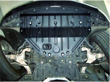 Фото Защита двигателя 2.5 мм для Infiniti QX50 (EX) 2008-2013,14- Полигон-Авто