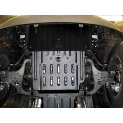 Защита двигателя 2.5 мм для Infiniti QX80 (QX56) 2010-2014,14- Полигон-Авто