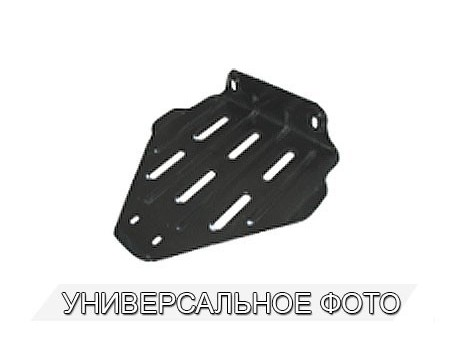 Фото Защита раздатки 2.5 мм для Infiniti QX80 (QX56) 2010-2014,14- Полигон-Авто