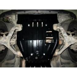 Защита двигателя 2.5 мм для Jeep Cherokee 2001-2008 Полигон-Авто