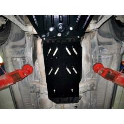 Защита КПП и раздатки 2.5 мм для Jeep Cherokee 2001-2008 Полигон-Авто