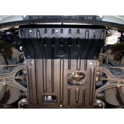 Защита двигателя 2.5 мм для Jeep Grand Cherokee 2005-2011 Полигон-Авто