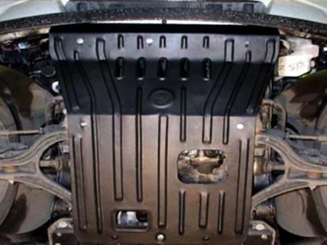 Фото Защита двигателя 2.5 мм для Jeep Grand Cherokee 2005-2011 Полигон-Авто