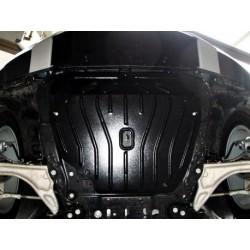 Защита двигателя 2.5 мм для Land Rover Evoque 2011- Полигон-Авто