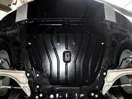 Фото Защита двигателя 2.5 мм для Land Rover Evoque 2011- Полигон-Авто