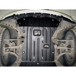 Защита двигателя 2.5 мм для Land Rover Range Rover 2002-2012 Полигон-Авто