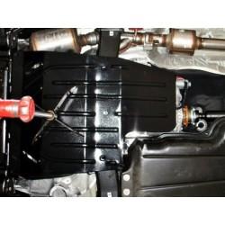 Защита КПП и раздатки 2.5 мм для Land Rover Range Rover 2005-2013 Полигон-Авто