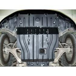 Защита двигателя 2 мм для Lexus GS 2012-2015 Полигон-Авто