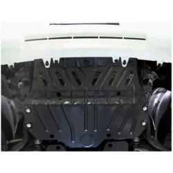 Защита радиатора 2.5 мм для Lexus GX 2009-2013 Полигон-Авто