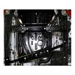 Защита раздатки 2.5 мм для Lexus GX 2009-2013,13- Полигон-Авто