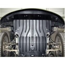 Защита двигателя 2.5 мм для Lexus LS 2007-2012 Полигон-Авто