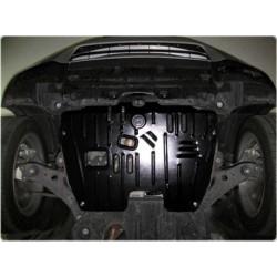 Защита двигателя 2.5 мм для Lexus RX 2009-2015 Полигон-Авто