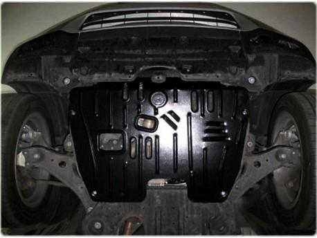 Фото Защита двигателя 2.5 мм для Lexus RX 2009-2015 Полигон-Авто