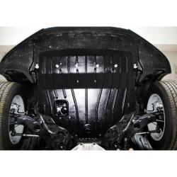 Защита двигателя 2.5 мм для Mazda CX5 2011- Полигон-Авто