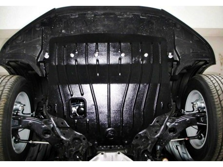 Фото Защита двигателя 2.5 мм для Mazda CX5 2011- Полигон-Авто