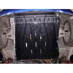 Защита двигателя 2 мм для Mercedes A-Class 1997-2004 Полигон-Авто