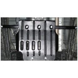 Защита раздатки 2.5 мм для Mitsubishi L200 2006-2016 Полигон-Авто