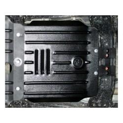 Защита КПП 2.5 мм для Mitsubishi L200 2006-2016 Полигон-Авто