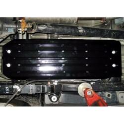 Защита топливного бака 2 мм для Mitsubishi L200 2006-2016,16- Полигон-Авто
