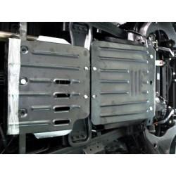 Защита раздатки 2.5 мм для Mitsubishi Pajero Sport 2008-2015 Полигон-Авто