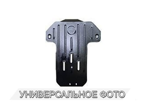 Фото Защита КПП 2.5 мм для Mitsubishi Pajero Sport 2015- Полигон-Авто