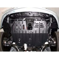 Защита двигателя 2.5 мм для Nissan Almera 2006-2013 Полигон-Авто