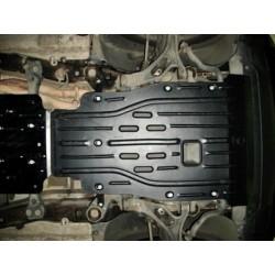 Защита двигателя 2.5 мм для Porsche Cayenne 2003-2014,14- Полигон-Авто